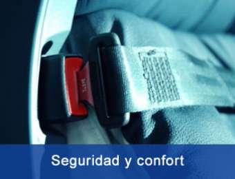 Seguridad y confort